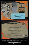 2005-Leaf-Certified-Materials-Fabric-of-the-Game-Autograph-16