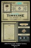 2005 Prime Cuts Timeline Century Platinum #46