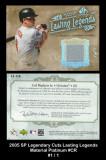 2005-SP-Legendary-Cuts-Lasting-Legends-Material-Platinum-CR
