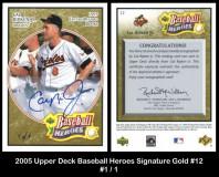 2005-Upper-Deck-Baseball-Heroes-Signature-Gold-12