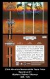2005 Absolute Memorabilia Team Trios Spectrum #1
