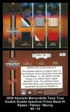 2005 Absolute Memorabilia Team Trios Swatch Double Spectrum Prime Black #1