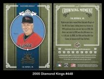 2005 Diamond Kings #448