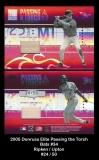 2005 Donruss Elite Passing the Torch Bats #34