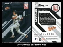 2005 Donruss Elite Promo #153