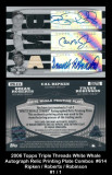 2006-Topps-Triple-Thread-White-Whale-Autograph-Relic-Combo-614