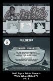 2006-Topps-Triple-Thread-White-Whale-Relic-76