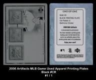 2006-Artifacts-MLB-Game-Used-Apparel-Printing-Plates-Black-CR