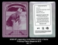 2006 SP Legendary Cuts When it was a Game Printing Plates Magenta #CR
