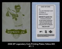 2006-Sp-Legendary-Cuts-Printing-Plates-Yellow-20