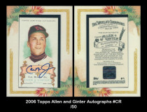 2006-Topps-Allen-and-Ginter-Autographs-CR