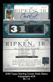 2006-Topps-Sterling-Career-Stats-Relics-Autographs-CR