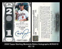 2006-Topps-Sterling-Moments-Relics-Autographs-CRAS19
