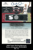 2006-Topps-Sterling-Moments-Relics-Autographs-CRGAME6