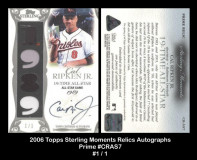 2006-Topps-Sterling-Moments-Relics-Autographs-Prime-CRAS7