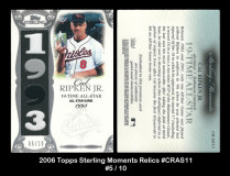 2006-Topps-Sterling-Moments-Relics-CRAS11