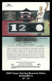 2006-Topps-Sterling-Moments-Relics-CRGAME12