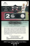 2006-Topps-Sterling-Moments-Relics-CRGAME19