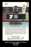 2006-Topps-Sterling-Moments-Relics-CRGAME8