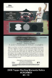 2006-Topps-Sterling-Moments-Relics-CRGAME9
