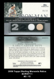 2006-Topps-Sterling-Moments-Relics-CRHIT11