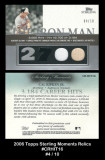 2006-Topps-Sterling-Moments-Relics-CRHIT16