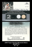 2006-Topps-Sterling-Moments-Relics-CRHIT18