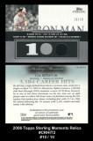2006-Topps-Sterling-Moments-Relics-CRHIT2