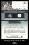 2006-Topps-Sterling-Moments-Relics-CRHIT5