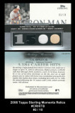 2006-Topps-Sterling-Moments-Relics-CRHIT8