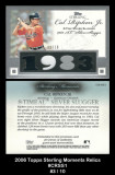 2006-Topps-Sterling-Moments-Relics-CRSS1