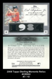2006-Topps-Sterling-Moments-Relics-CRSS2
