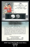 2006-Topps-Sterling-Moments-Relics-CRSS6