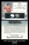 2006-Topps-Sterling-Moments-Relics-CRSS8