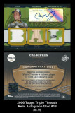 2006-Topps-Triple-Thread-Relic-Autograph-Gold-13
