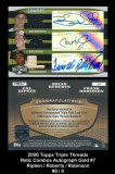 2006-Topps-Triple-Thread-Relic-Combos-Autograph-Gold-7