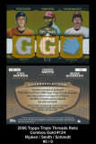 2006-Topps-Triple-Thread-Relic-Combos-Gold-124
