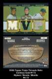 2006-Topps-Triple-Thread-Relic-Combos-Gold-173