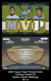 2006-Topps-Triple-Thread-Relic-Combos-Gold-179