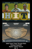 2006-Topps-Triple-Thread-Relic-Combos-Gold-43