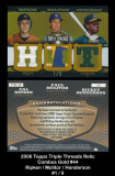 2006-Topps-Triple-Thread-Relic-Combos-Gold-44