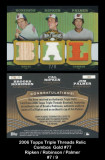 2006-Topps-Triple-Thread-Relic-Combos-Gold-77