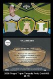 2006-Topps-Triple-Thread-Relics-Gold-50
