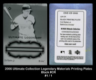 2006-Ultimate-Collection-Legendary-Materials-Printing-Plates-Black-CR