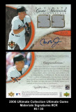 2006-Ultimate-Collection-Ultimate-Game-Materials-Signatures-CR
