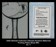 2006-Ultimate-Collection-Ultimate-Numbers-Materials-Printing-Plates-Black-RC