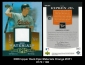 2006 Upper Deck Epic Materials Orange #CR1