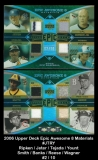 2006 Upper Deck Epic Awesome 8 Materials #JTRY