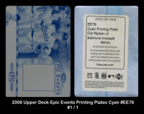 2006-Upper-Deck-Epic-Events-Printing-Plates-Cyan-EE76