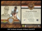 2007 Artifacts Antiquity Artifacts Gold #CR